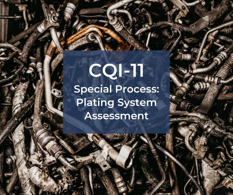 CQI-11 – audit procesu galwanizacji