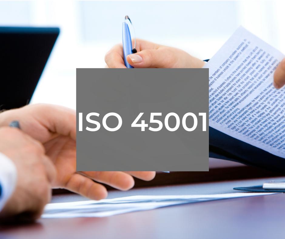 ISO 45001 – auditor wewnętrzny systemu zarządzania bezpieczeństwem i higieną pracy
