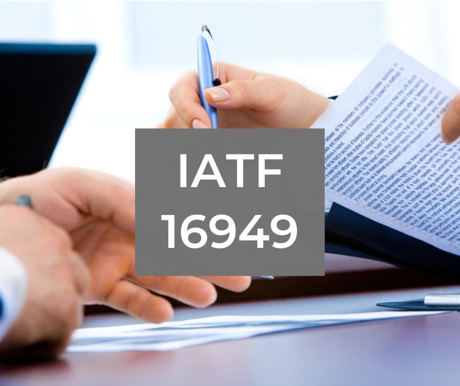 IATF 16949 – auditor wewnętrzny