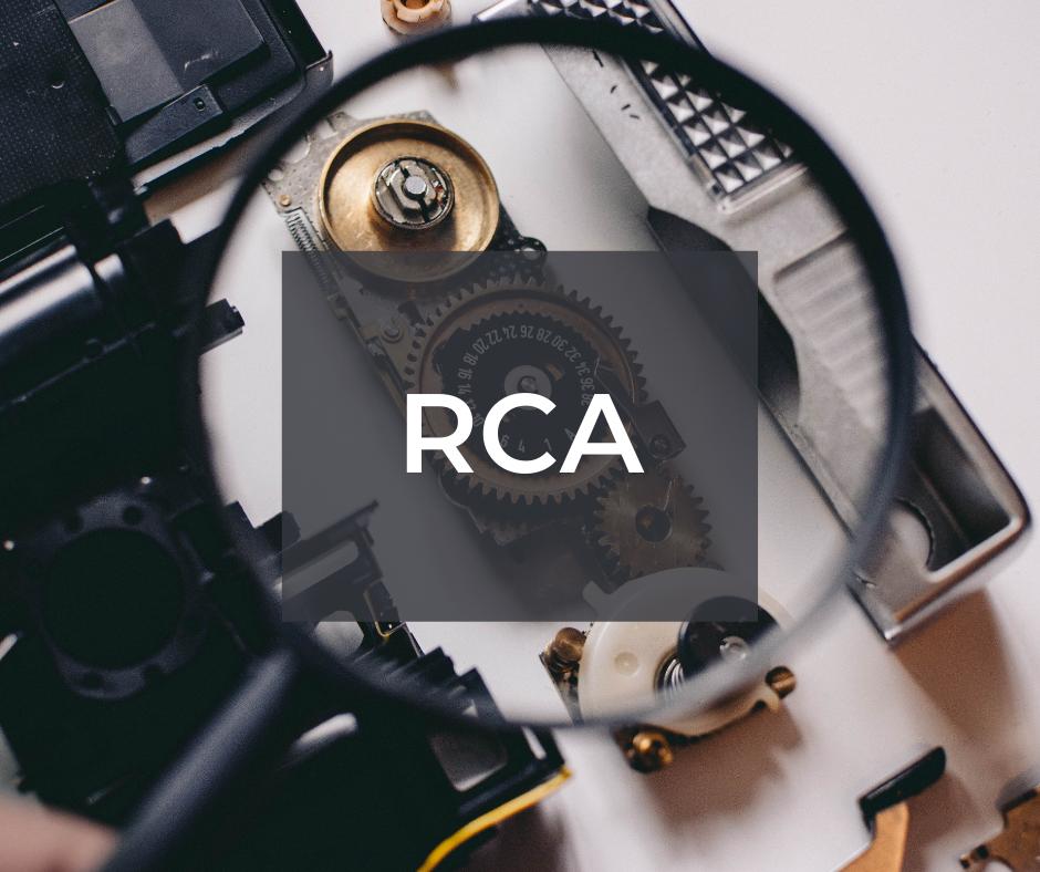 RCA (Root Cause Analysis) – analiza przyczyn źródłowych