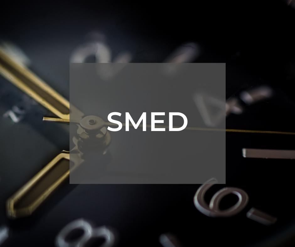 SMED – redukcja czasów przezbrojeń