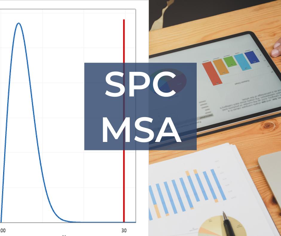 SPC i MSA – statystyczne sterowanie procesami oraz analiza systemów pomiarowych