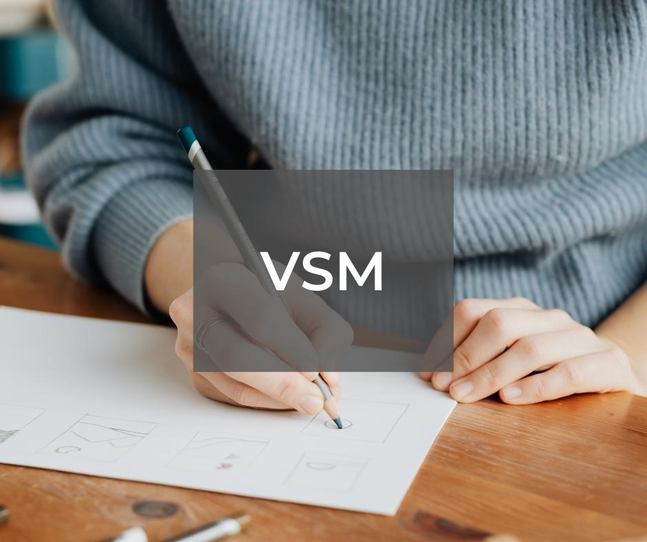 VSM – mapowanie strumienia wartości