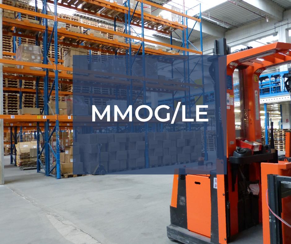 MMOG/LE – samoocena systemu logistycznego zgodnie z wytycznymi przewodnika MMOG – warsztat