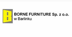 BORNE FURNITURE logo