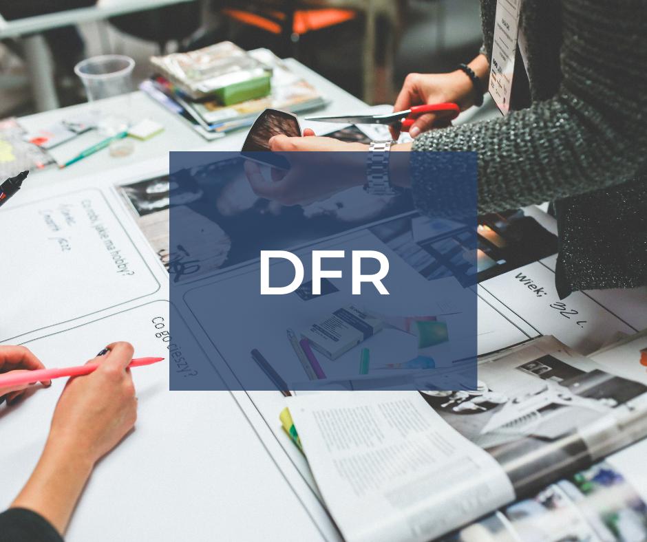 DFR – Design For Reliability