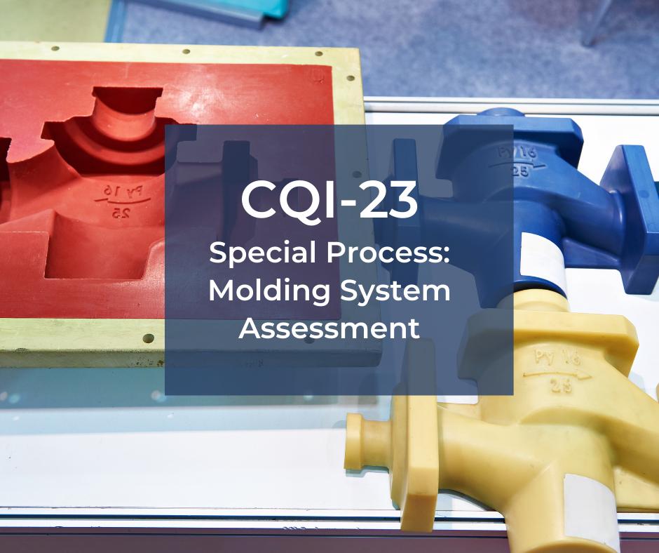 CQI-23 – audit procesu formowania tworzyw