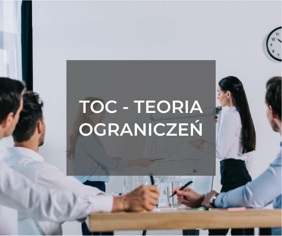 TOC – wprowadzenie do teorii ograniczeń