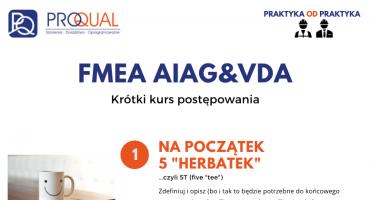 infografika - FMEA AIAG&VDA